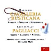 Mascagni: Cavalleria Rusticana/Leoncavallo: I Pagliacci by Various Artists