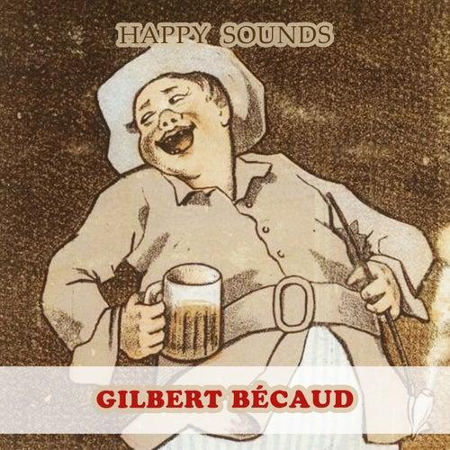 Happy Sounds de Gilbert Becaud