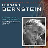 Play & Download Composer's Collection: Leonard Bernstein by North Texas Wind Symphony | Napster