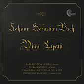 Play & Download Bach: Concerto for 2 Keyboards, BWV 1061 - Lipatti: Symphonie concertante by Alberto Portugheis | Napster