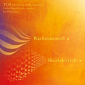 Rachmaninoff: Rhapsody on a Theme of Paganini - Shostakovich: Symphony No. 9 by Various Artists