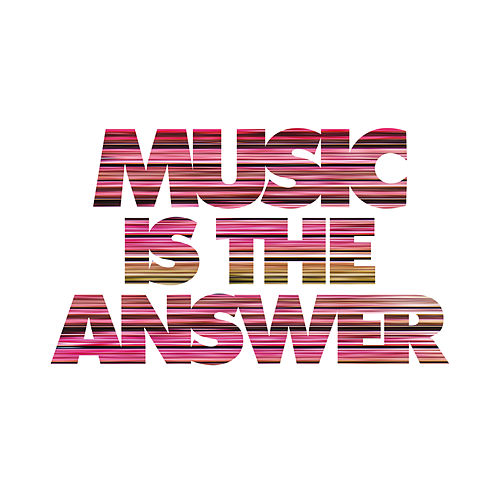Play & Download Music Is The Answer by Joe Goddard | Napster