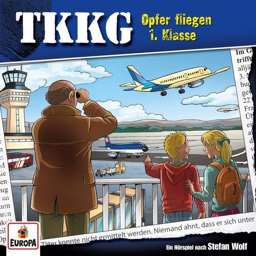 101/Opfer fliegen 1. Klasse von TKKG