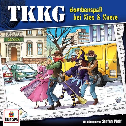 112/Bombenspaß bei Kies & Knete von TKKG