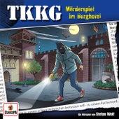 109/Mörderspiel im Burghotel von TKKG