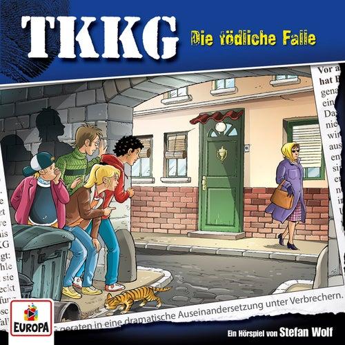 111/Die tödliche Falle von TKKG