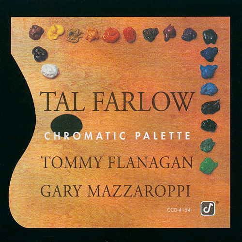 Play & Download Chromatic Palette by Tal Farlow | Napster