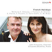 French Holidays by John Finucane