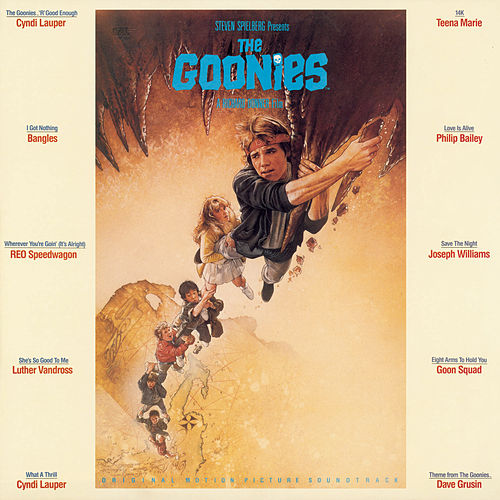 Play & Download The Goonies (Original Motion Picture Soundtrack) by Various Artists | Napster
