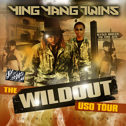 The Wildout USO Tour by Ying Yang Twins