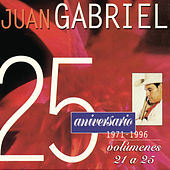 Play & Download 25 Aniversario 1971-1996 Edición, Volúmenes 21 a 25 by Various Artists | Napster