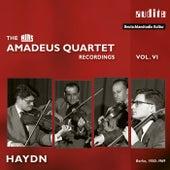 Haydn: String Quartets (The RIAS Amadeus Quartet Recordings, Vol. VI) by Amadeus Quartet