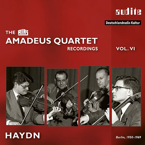 Play & Download Haydn: String Quartets (The RIAS Amadeus Quartet Recordings, Vol. VI) by Amadeus Quartet | Napster