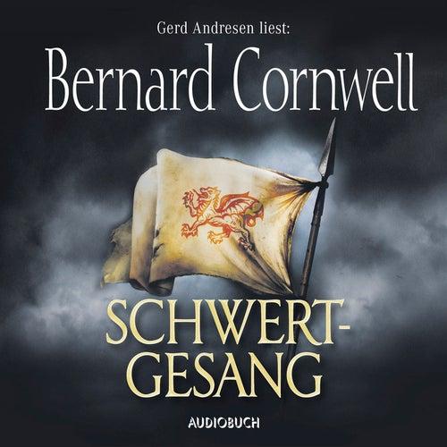 Schwertgesang - Teil 4 der Wikinger-Saga (Gekürzte Lesung) von Bernard Cornwell