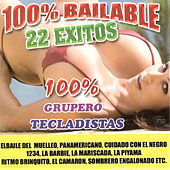 100% Bailabes 22 Exitos by Various Artists
