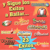 Y Siguen Los Exitos A Bailar, 23 Exitos by Various Artists