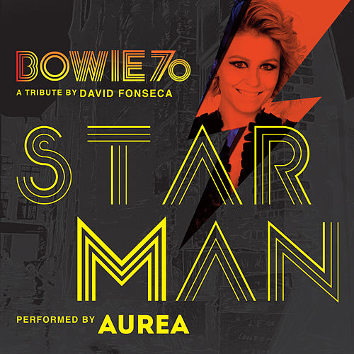 Starman (Bowie 70) by David Fonseca