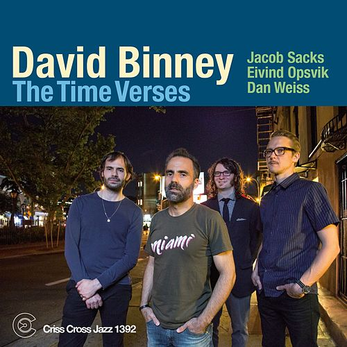 The Time Verses by David Binney