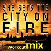 Play & Download She Sets the City on Fire - Single by Diamond | Napster