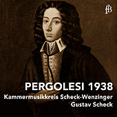 Play & Download Pergolesi: Flute Concerto in G Major (Remastered) by Gustav Scheck | Napster