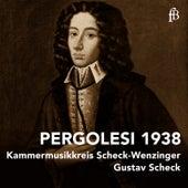 Pergolesi: Flute Concerto in G Major (Remastered) by Gustav Scheck