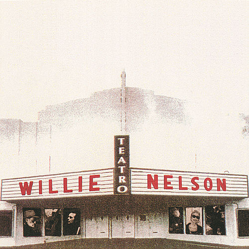 Teatro by Willie Nelson