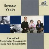 Play & Download Enescu & Ysaÿe: Violin Sonatas by Various Artists | Napster