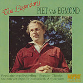 Play & Download Populaire orgelbespeling by Piet van Egmond | Napster