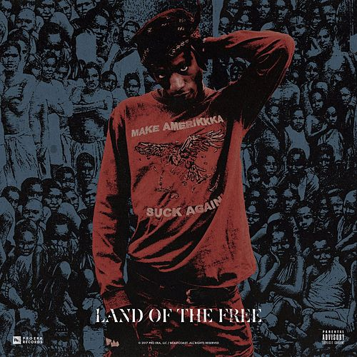 Play & Download Land of the Free by Joey Bada$$ | Napster