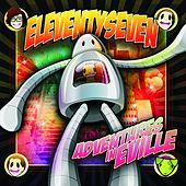 Play & Download Adventures in Eville by Eleventyseven | Napster