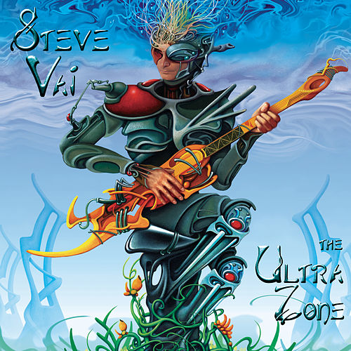 Play & Download The Ultra Zone by Steve Vai | Napster