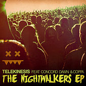 The Nightwalkers EP by Telekinesis
