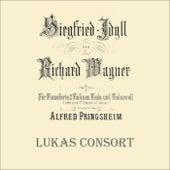 Play & Download Siegfried-Idyll, WWV 103 (In der Fassung für Klavier und Streichinstrumente) by Lukas Consort (1)   Napster