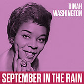 September In The Rain von Dinah Washington