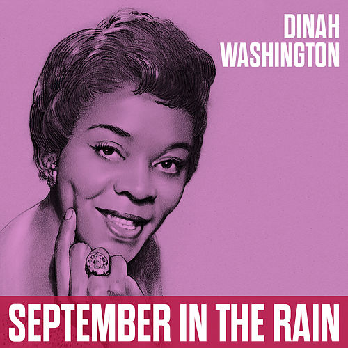September In The Rain de Dinah Washington