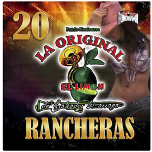 Play & Download 20 Rancheras by La Arrolladora Banda El Limon | Napster