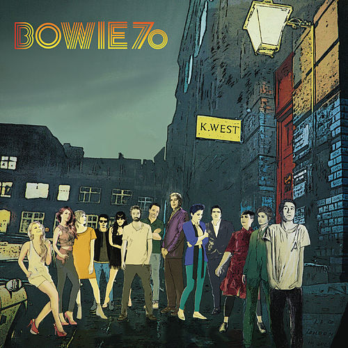 Play & Download Bowie 70 by David Fonseca | Napster