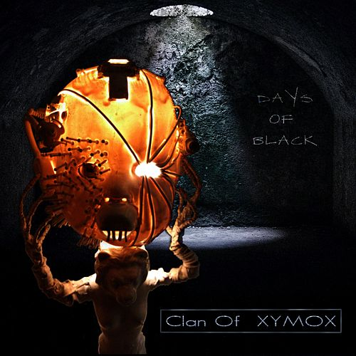 Days of Black de Clan of Xymox