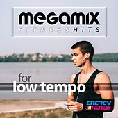 Megamix Fitness Hits for Low Tempo (25 Tracks Non-Stop Mixed Compilation for Fitness & Workout) by Various Artists