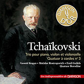 Play & Download Tchaikovsky: Trio pour piano, violon et violoncelle & Quatuor à cordes No. 3 (Les indispensables de Diapason) by Various Artists | Napster