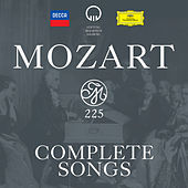 Mozart 225: Complete Songs by Various Artists