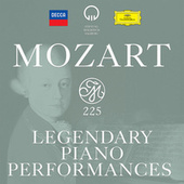 Mozart 225: Legendary Piano Performances by Various Artists