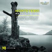 Monteverdi: Madrigali Libro VIII by Le Nuove Musiche