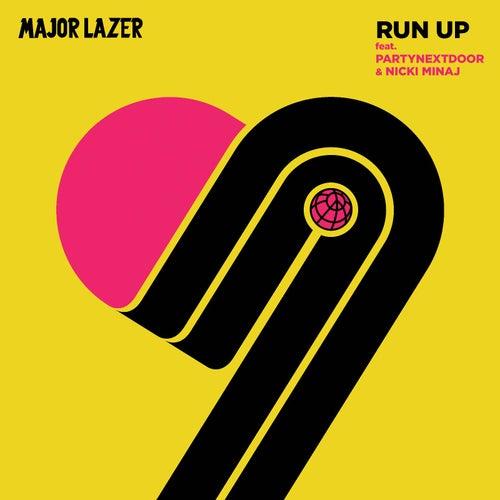 Run Up (feat. PARTYNEXTDOOR & Nicki Minaj) by Major Lazer