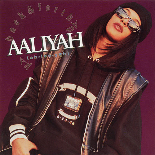 Back & Forth EP by Aaliyah