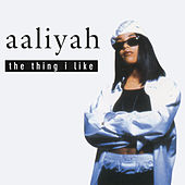 The Thing I Like EP by Aaliyah