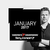 Play & Download Ferry Corsten presents Corsten's Countdown January 2017 by Various Artists | Napster