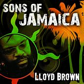 Sons of Jamaica by Lloyd Brown