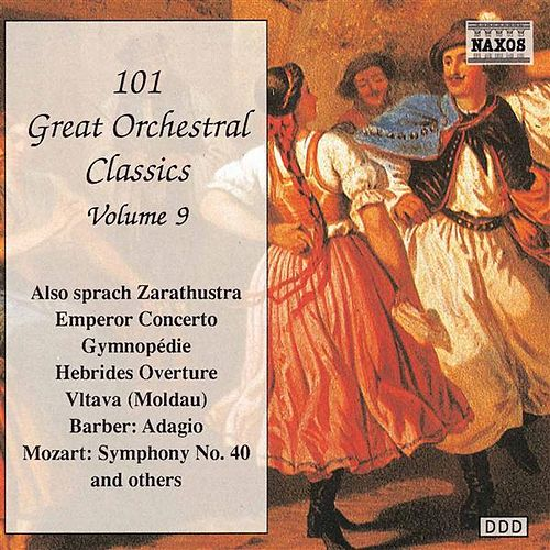 Play & Download 101 Great Orchestral Classics Vol. 9 by Various Artists | Napster