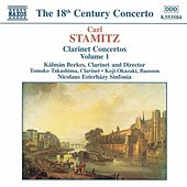 Clarinet Concertos Vol. 1 by Carl Stamitz